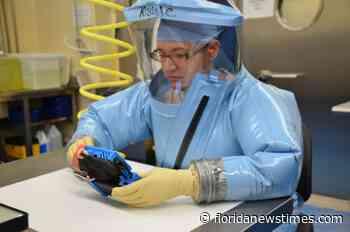 Molecular biology graduates support the development of rapid testing for Ebola virus - Floridanewstimes.com