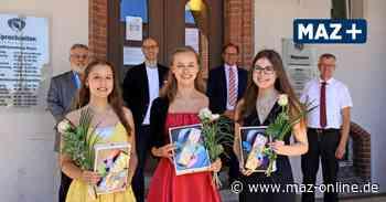 Nauen: Lions Club ehrt die besten Abiturientinnen - Märkische Allgemeine Zeitung