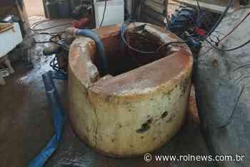 "ROLIM DE MOURA: ""Poceiro"" morre durante limpeza de poço na zona rural - ROLNEWS"