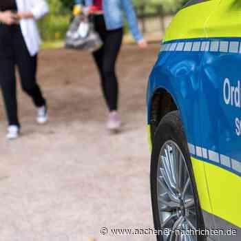 Polizeieinsatz: Garten- und Lochnerstraße in Aachen teilweise gesperrt