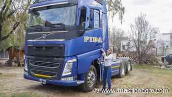 Cristina Mabellini de Fidanza, primera conductora de camiones de carga de Cipolletti - Más Río Negro – Noticias de la Provincia de Río Negro