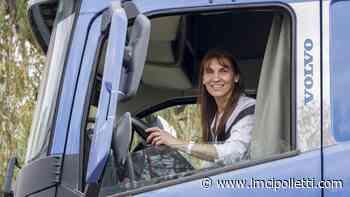 Conocé a Cristina, la primera camionera de Cipolletti - LMCipolletti.com