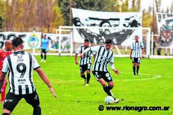 Cipolletti recibe a Ferro de Pico por el Federal A - Diario Río Negro