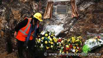 Tas mining deaths 'entirely avoidable' - Armidale Express
