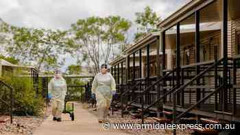 AUSMAT worker in Howard Springs quarantine - Armidale Express