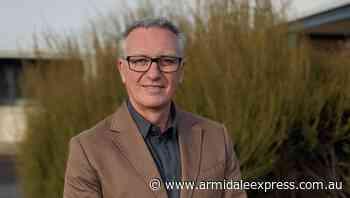 Meet the new New Regional Australia Bank CEO - David Heine - Armidale Express