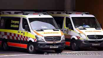 More industrial action for NSW paramedics - Armidale Express