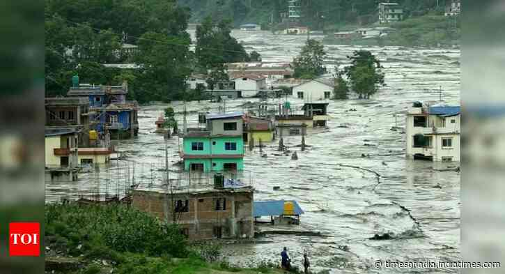 Indian, Chinese workers among 11 killed in Nepal floods, 25 missing