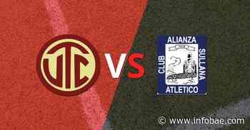 Alianza Atlético derrotó a UTC 2 a 0 - infobae