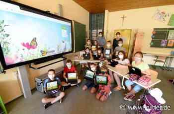 Digitales Klassenzimmer - Technisch auf dem aktuellsten Stand - Nordbayerischer Kurier