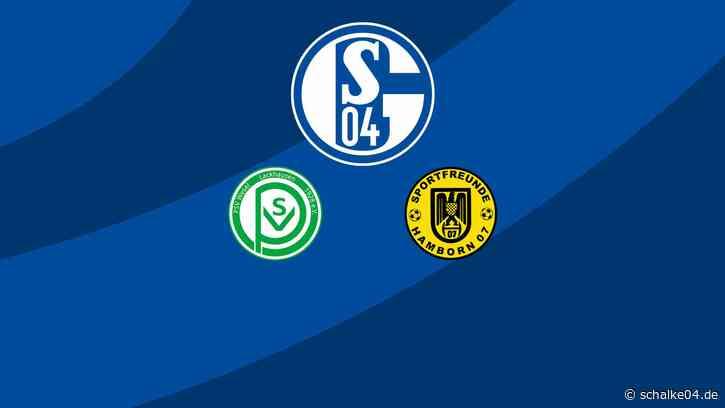Tickets für Testspiele gegen PSV Wesel-Lackhausen und SF Hamborn 07 erhältlich