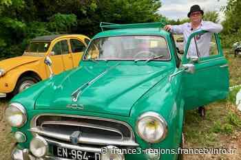 Bouaye près de Nantes : le collectionneur vend aux enchères à Paris ses 42 voitures populaires anciennes - France 3 Régions