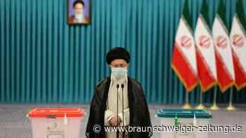 Präsidentschaftswahl im Iran begonnen