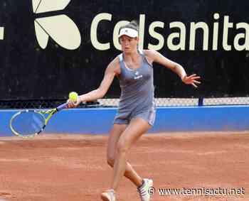 Denain (W25) : Le derby pour Paquet, Ramé et Janicijevic en quart - Tennis Actu