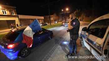 Comment la police municipale de Denain a géré les supporters, parfois excessifs - La Voix du Nord