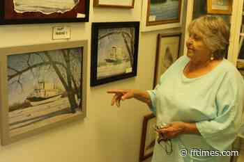 Fine Line Art Gallery back to business after COVID lockdown - Fort Frances Times