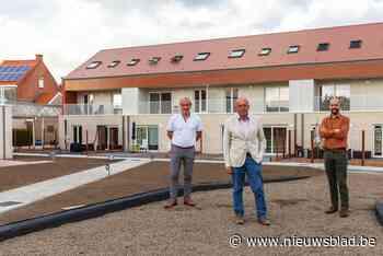 """19 sociale woningen gerenoveerd, ook 24 nieuwe woningen: """"We... (Hamme) - Het Nieuwsblad"""