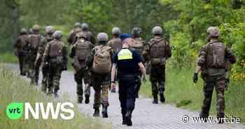 Leger houdt oefening voor jonge soldaten in Hamme en Dendermonde - VRT NWS