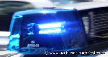 Polizeieinsatz: Garten- und Lochnerstraße in Aachen vorübergehend gesperrt