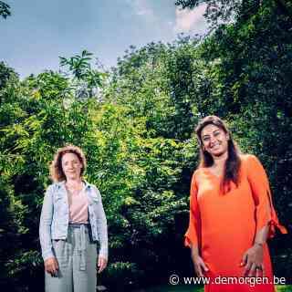 Schepenen van Onderwijs Elke Decruynaere en Jinnih Beels: 'We werden heel vaak aan ons lot overgelaten'