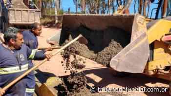 Obras em Campo Limpo Paulista vão garantir mais de 3 km de asfalto - Tribuna de Jundiaí