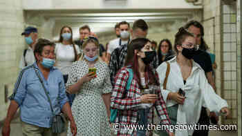 Moscow's Coronavirus Infections Hit Record High - The Moscow Times