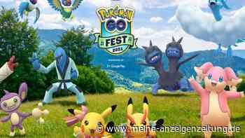 Pokémon GO Fest 2021: Alle Infos zum Event
