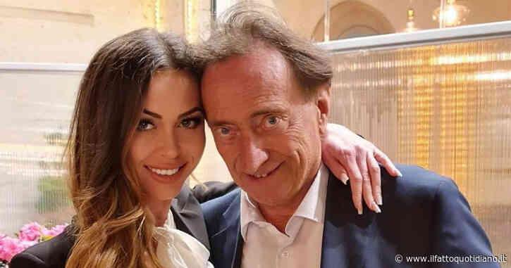 """Amedeo Goria e la fidanzata Vera Miales: """"Con lei lo faccio 5 volte al giorno, l'età non ha intaccato la mia virilità"""""""