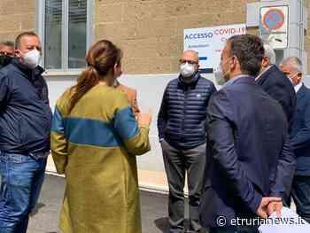 Al Sant'Anna di Ronciglione Fd'I incontra il direttore sanitario Donetti e il comitato - Paolo Gianlorenzo
