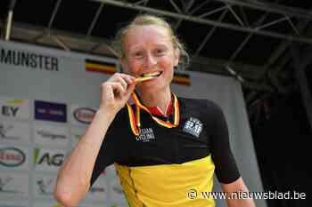 """Lotte Claes, bekend van Kamp Waes: """"Nu ook kampioene tijdrijden"""""""
