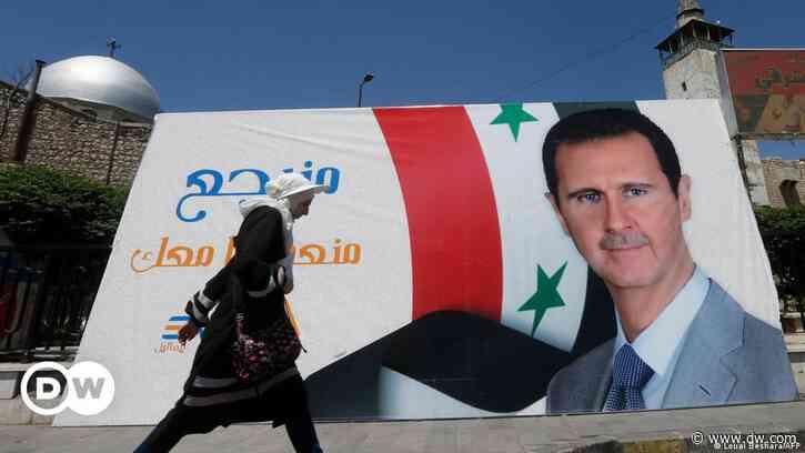 Syrien: Baschar al-Assad bleibt auf unbestimmte Zeit | DW | 25.05.2021 - DW (Deutsch)