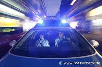 POL-ME: Verkehrsunfall mit einer schwer verletzten Person - Heiligenhaus- 2106087 - Presseportal.de