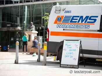 Gainer and a jab: Vaccine clinics pop up in Regina and area - Regina Leader-Post