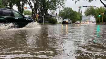 Regina announces new flood prevention plan   CTV News - CTV News