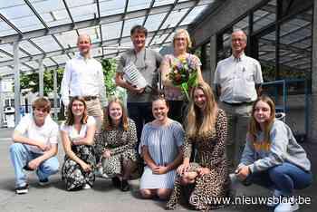VTI neemt afscheid van twee leerkrachten (Diksmuide) - Het Nieuwsblad
