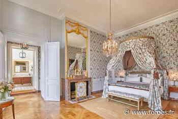 Exclusif   Ouverture d'un hôtel de luxe au Château de Versailles - Forbes France