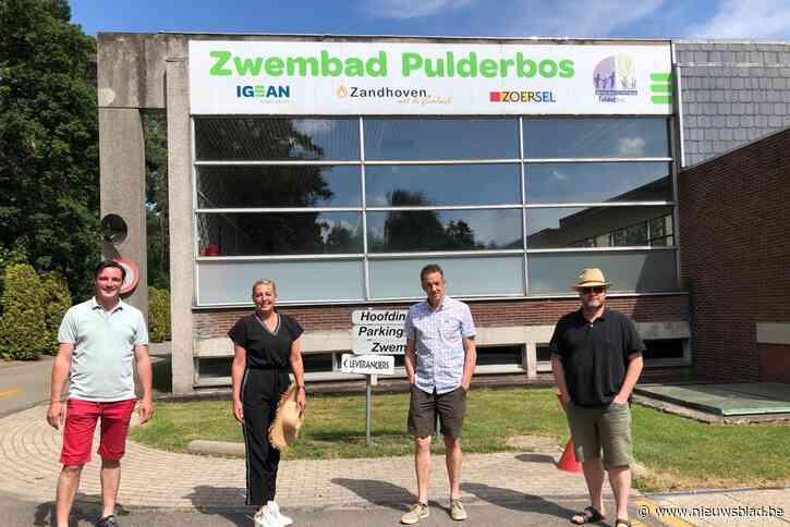 Oppositie en schepen Van Paesschen vragen haalbaarheidsstudie zwembadopties