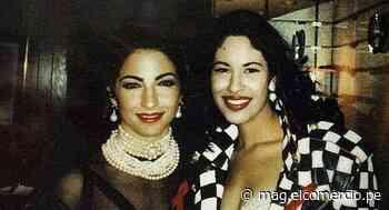 Selena Quintanilla y Gloria Estefan: así se conocieron realmente - MAG.