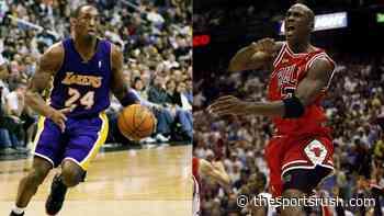 """""""Michael Jordan, enjoy your salad"""": When Kobe Bryant shut down the GOAT for trashtalking at the dinner table - The Sportsrush"""