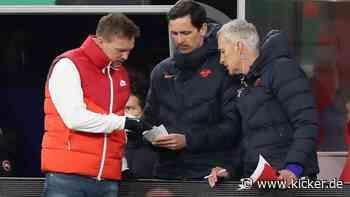 Zembrod und Toppmöller folgen Nagelsmann zum FC Bayern
