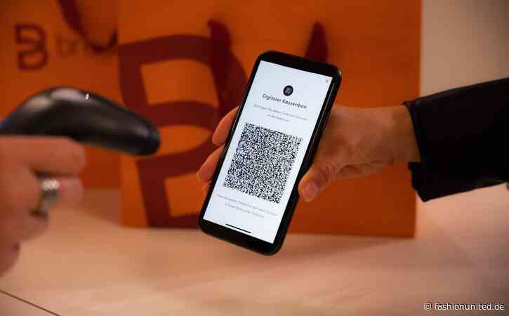 Breuninger führt digitalen Zahlungsbeleg ein