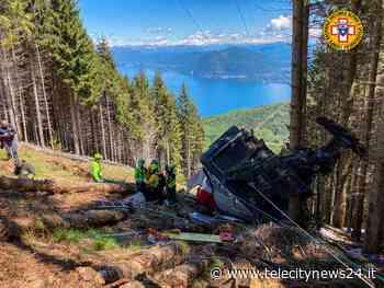Tragedia Mottarone: la Procura di Verbania chiede la rimozione del video dell'incidente - Telecity News 24