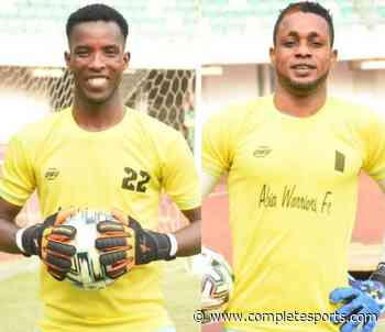Amapakabo: 'Abia Warriors' Edafe, Ojo - Best Goalkeepers In NPFL' - Complete Sports Nigeria
