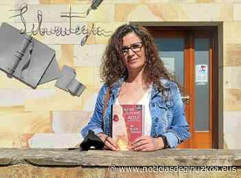 Urretxu   La cajera que escribe en sus ratos libres - Noticias de Gipuzkoa