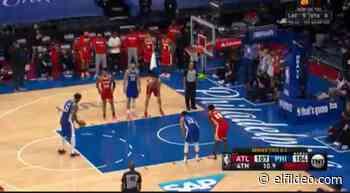 Joel Embiid falló tiros libres que le costaron el juego a los Sixers - El Fildeo