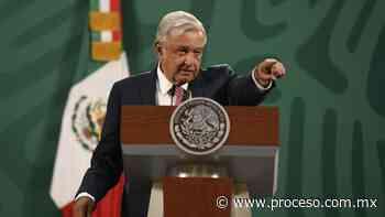 AMLO: Los legisladores son libres de expresar su opinión - Proceso