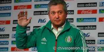 Enfadado: Víctor Vucetich le dio la solución a la Selección Mexicana para no necesitar extranjeros - Chivas Pasión - Bolavip