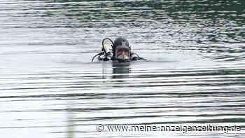 Tragischer Badeunfall: Taucher bergen leblosen Mann aus Kanal - 81-Jähriger konnte nicht schwimmen