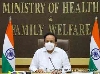Coronavirus LIVE: Harsh Vardhan warns of risks in not following Covid norms - Business Standard