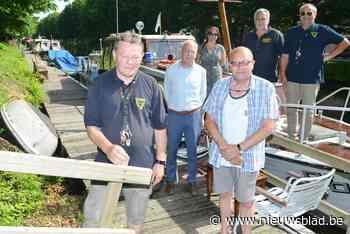 """Maurice (66) is de nieuwe havenmeester van Oudenaardse jachthaven: """"Ik heb hier al 14 jaar een boot, ik ken het reilen en zeilen"""""""